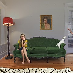 Julie Blackmon: Green Velvet