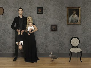 Julie Blackmon: American Gothic, 2008