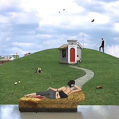 Julie Blackmon: Playhouse