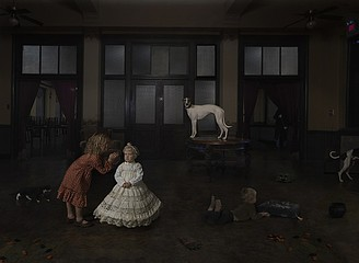Julie Blackmon: Queen