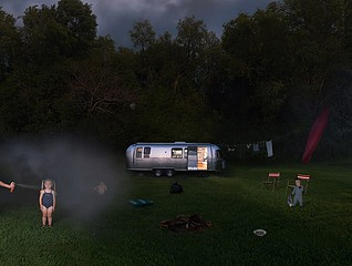 Julie Blackmon: Airstream