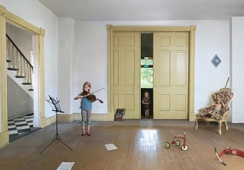 Julie Blackmon: Concert, 2010