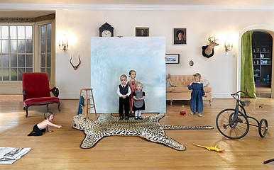 Julie Blackmon: Portrait, 2009