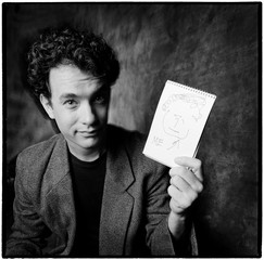 Karen Kuehn: Tom Hanks • 1987 • NYC • SNL