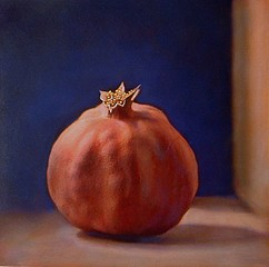Kate Breakey: Still Life with Pomegranate