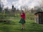 Kathleen Laraia McLaughlin: The Color of Hay: Maramures, Romania (color)