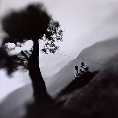 Keith Carter: Hillside