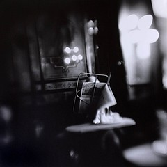 Keith Carter: Cafe Florian
