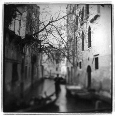 Keith Carter: Gondola, 1997