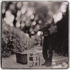 Keith Carter: Pinocchio, 1998