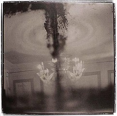 Keith Carter: Chandelier, 1998