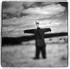 Keith Carter: Tattieboggle, 1998