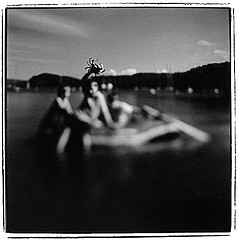 Keith Carter: Portree Bay, 1998