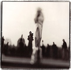 Keith Carter: Draped Figure, 1999