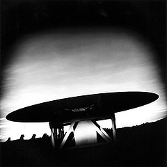Keith Carter: Flying Saucer, 2000
