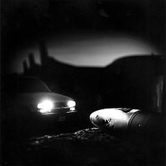 Keith Carter: Headlights, 2000
