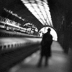 Keith Carter: Railway Station, 2001
