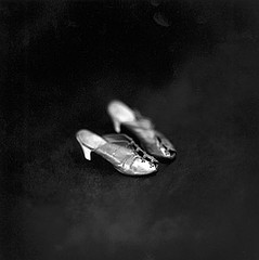 Keith Carter: Satin Shoes, 2001