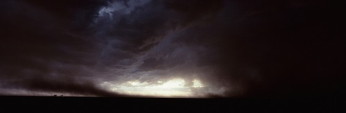 Kevin Erskine: Supercell 1 Littlefield Texas 2007