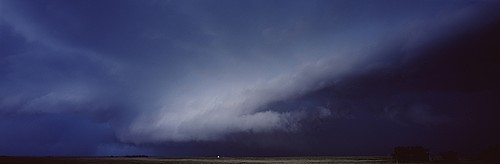 Kevin Erskine: Supercell Thunder Butte South Dakota, 2010