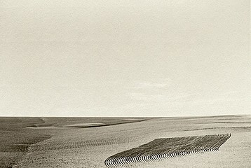 Kevin O'Connell: Plow Lines near Last Chance, Co, 1998