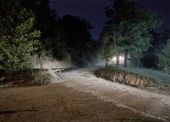 Lara Shipley & Antone Dolezal: Spook Light Road, 2012