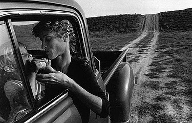 Larry Towell: The Pear, 1983