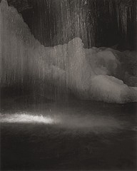 Elvira Piedra: Waterfall, El Salto, 2003