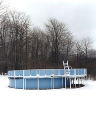 Lisa M. Robinson: Winter Pool