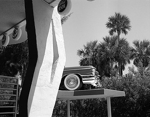 Mark Surloff: Motel and Cadillac
