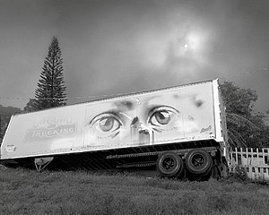 Mark Surloff: Truck and Eyes