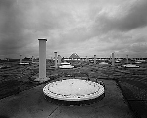 Martin Miller: Sprint Missile Silos and Missile Site Radar, Safeguard ABM System 1975, 2008