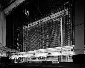 Martin Miller: Loading Face, B Reactor, Hanford Site 1945, 2008