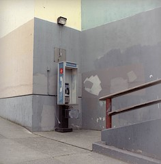 Michael Matsil: Pay Phone, 2001