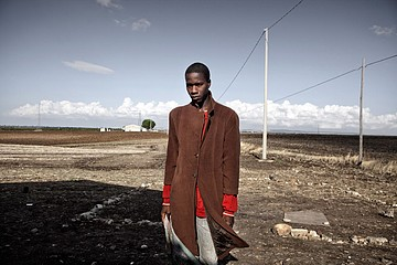 Michele Palazzi & Alessandro Penso: Youssuf, Migrant Worker, Basilicata, Italy