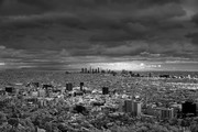 Mitch Dobrowner: Urban Landscapes