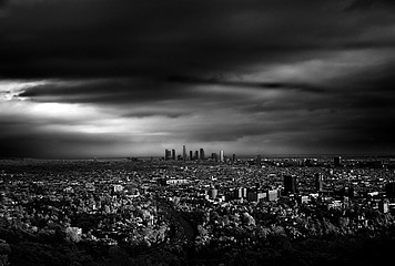 Mitch Dobrowner: Twilight, Los Angeles