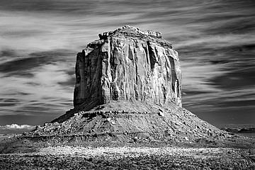 Mitch Dobrowner: Merrick Butte