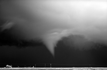 Mitch Dobrowner: Cone, 2010