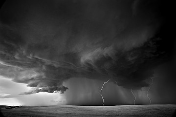 Mitch Dobrowner: Storm Cell, 2010