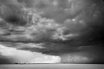Mitch Dobrowner: Farm, 2010