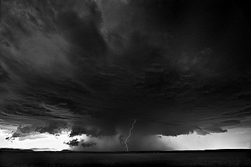 Mitch Dobrowner: Wall Cloud