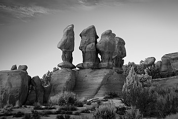 Mitch Dobrowner: The Trolls, 2010
