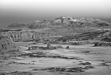 Mitch Dobrowner: Hellas Basin, Capitol Reef, Utah