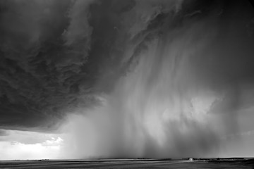 Mitch Dobrowner: Rainshafts, 2017