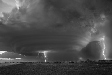 Mitch Dobrowner: Lightning Strikes, 2016