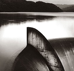 Peter Merts: Outflow at Lower Huia -- Auckland, New Zealand, 1999