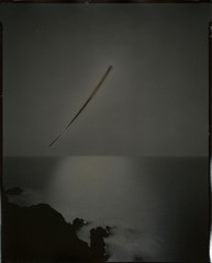 Photo Objects & Small Prints: Chris McCaw, Sunburned GSP #687 (Pacific Ocean), 2013