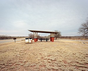 Ryann Ford: Near Augustus, Texas - U.S. 84