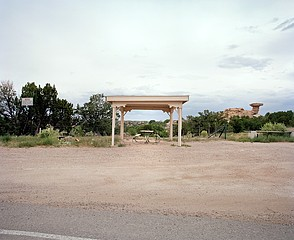 Ryann Ford: Near Pojoaque, New Mexico - U.S. 84/285